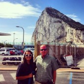 At the Rock, Gibraltar
