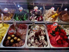 Best Gelato Store Ever, Granada