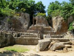 Etruscan necropolis of Sovana