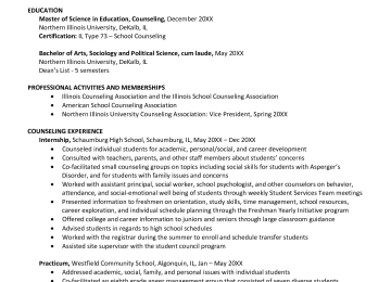 High School Counselor Cover Letter | High School Recommendation ...