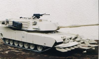 1/16th Scale U.S. Abrams
