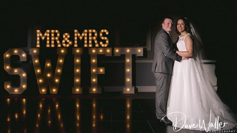 Hollins Hall Hotel Wedding Photography | Yorkshire Wedding Photographer