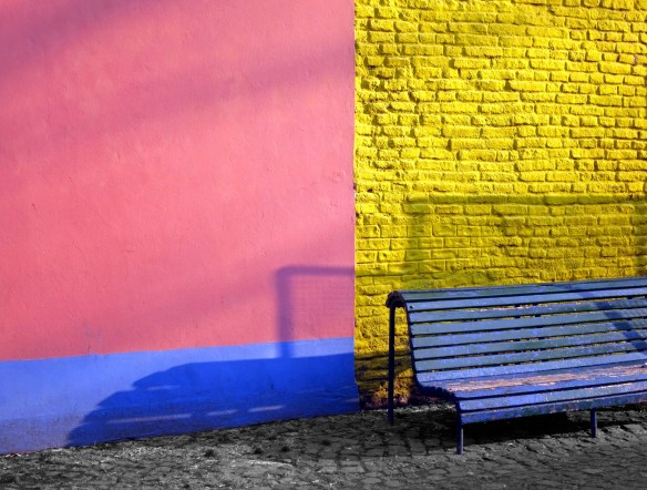 caminito, la boca, buenos aires, dave white photography, dave white artist, colorful photography, art, travel photography