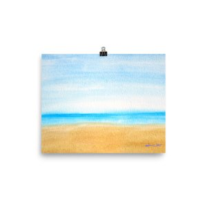 """abstract beach art"", ""abstract seascape"""