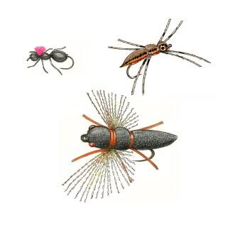 Surface Flies