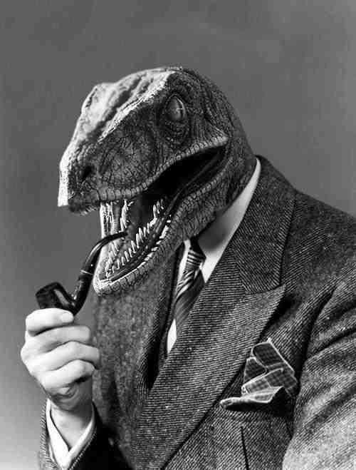 Velociraptor, James Velociraptor