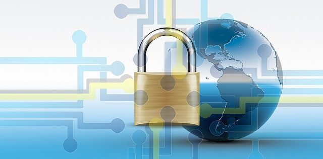 Datenschutz - Schloss vor Globus