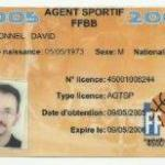 licence agent