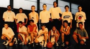 alexis ajinca selection 88 a Feurs en 2000