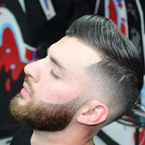 fryzura dla chłopaka