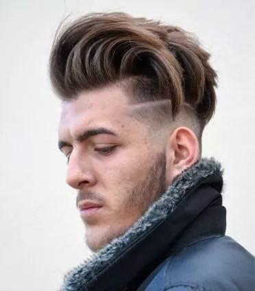 fajne fryzury męskie