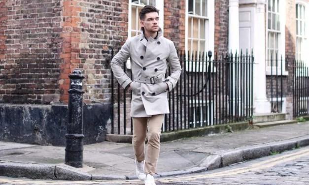 Męskie płaszcze na zimę 2017 – przegląd