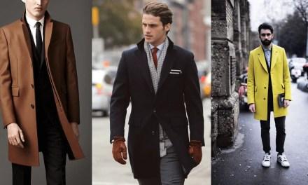 Jak wybrać płaszcz męski – PORADNIK