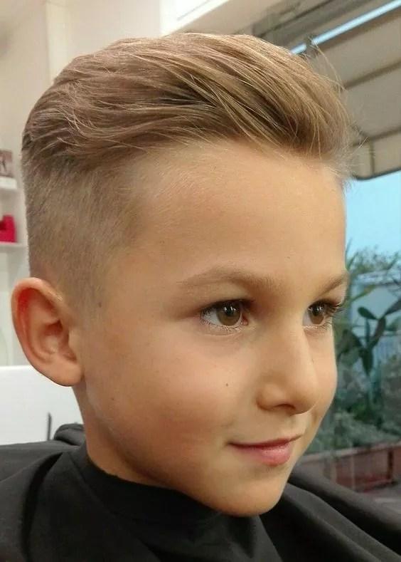 Fryzury Chłopięce Modne Fryzury Dla Chłopców David Durden