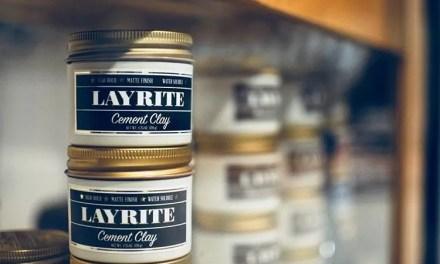 Layrite Cement Clay – Recenzja – ultra mocna glinka do włosów