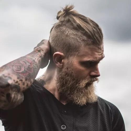 Modne męskie fryzury