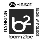born2be ranking blogów