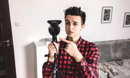 Jak suszyć włosy męskie? Suszenie włosów krok po kroku