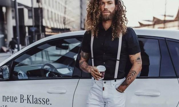 Długie włosy męskie – jak dbać, jak stylizować – kompletny poradnik