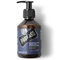 beard wash azur lime