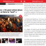 Mad In France, Décembre 2014, Le Dauphine Libéré, Valence