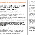 No Fears, Mai 2017, Kedez, Sommières