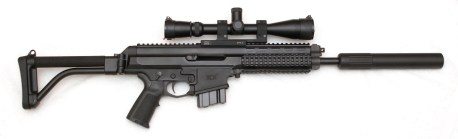 XCR 7.62Thumper