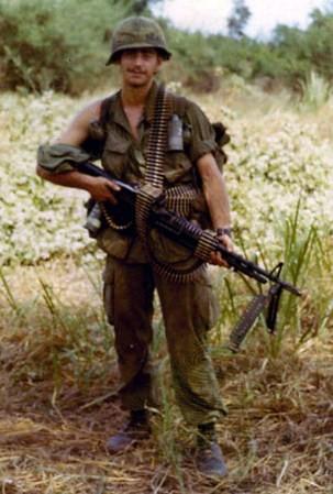 M 60 Gunner The Last Patrol