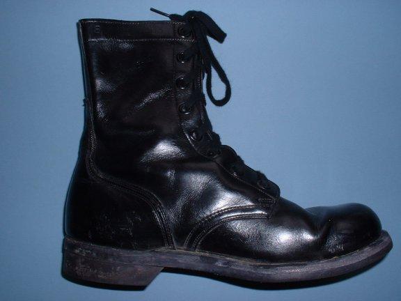Combat Boots | The Last Patrol
