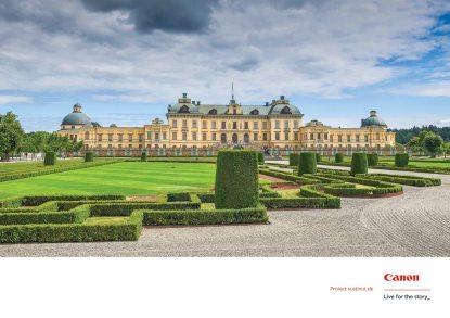 Drotningsholm Slott, Suedia