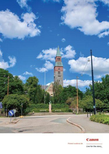 Uppsala, Suedia, iunie 2017