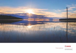 Lacul Saanijarvi, ora 22, Finlanda