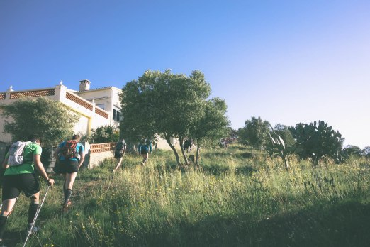 KM4 - First hill 600m