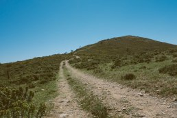 KM21 - Curvey hill
