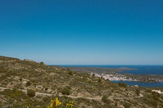 KM27 - More hills (Cadaq. back)