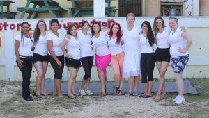 Divas Abroad Volunteer Trip
