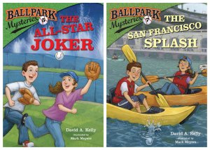 Both teams in the 2014 World Series are Ballpark Mysteries teams!