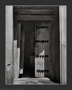 Door Jabrin Castle no2