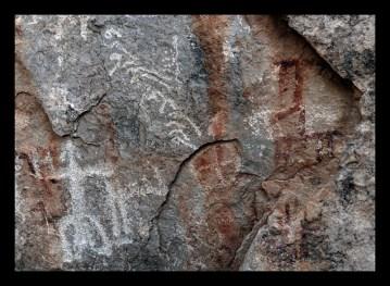 Rock art near Qabil 3