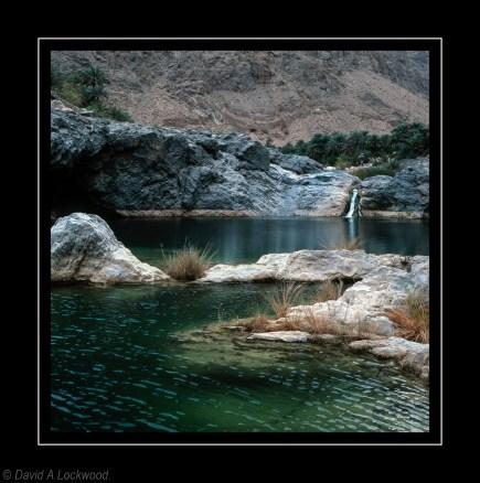 Rocks & water - E6 scan