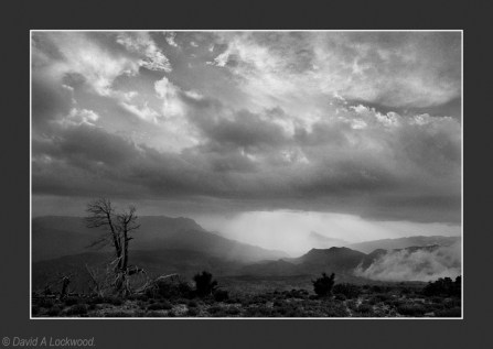 Shams toward Jebel Misht
