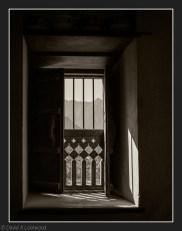 Window Nakhal Fort