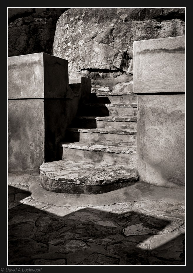 Steps to where