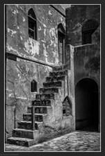Steps & windows Jabrin