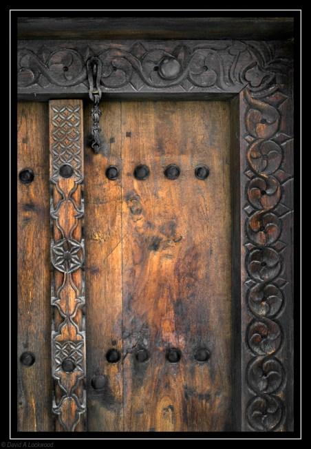 Door detail No2