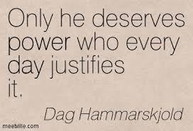 Dag Hammarskjold7