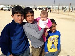 escaping syrian children3