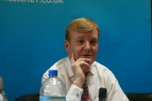 The late Rt.Hon.Charles Kennedy - former leader of the Liberal Democrats