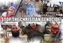 christian genocide
