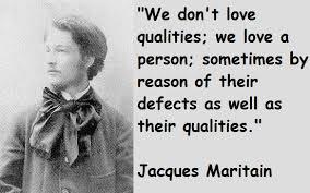 Jacques Maritain -personalism
